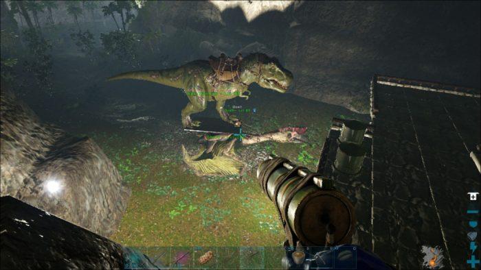 Análise Arkade: sobrevivendo ao mundo selvagem de Ark