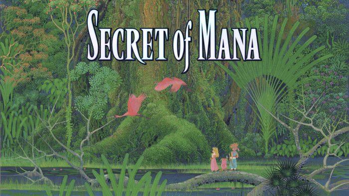 Vídeo compara o Secret of Mana original do SNES com o remake 3D que vem aí