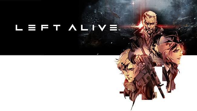 Square Enix anuncia Left Alive, um shooter de sobrevivência para Playstation 4 e PC