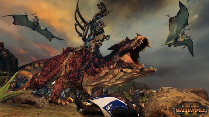 Total War: Warhammer 2: Confira o novo trailer apresentando o gameplay da raça dos Lagartos