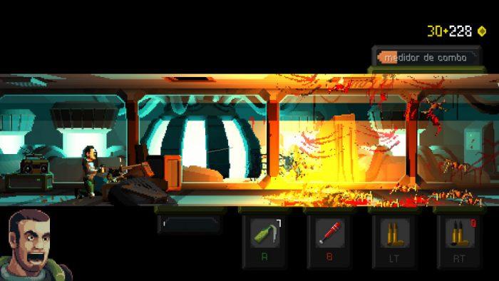 Análise Arkade: Let Them Come é você, uma metralhadora e hordas de aliens assassinos