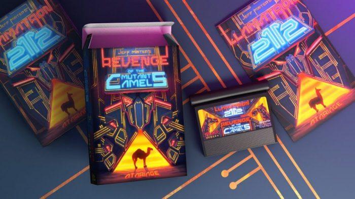 """Dois antigos games da era """"pré-histórica"""" dos video games serão relançados... Para o Atari Jaguar!"""
