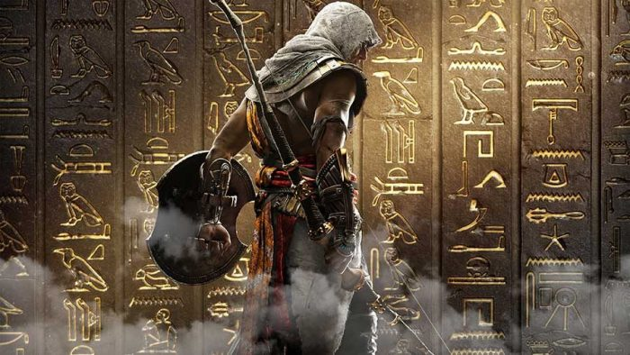 Análise Arkade - Assassin's Creed Origins e sua enorme aventura pelo Egito Antigo