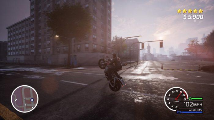 Análise Arkade: Road Rage derrapa feio tentando ser um novo Road Rash