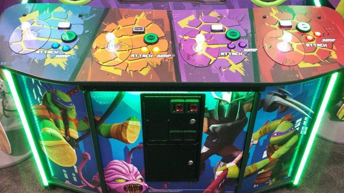 As Tartarugas Ninjas ganharão um novo game de fliperama! Dá só uma olhada em seu gameplay