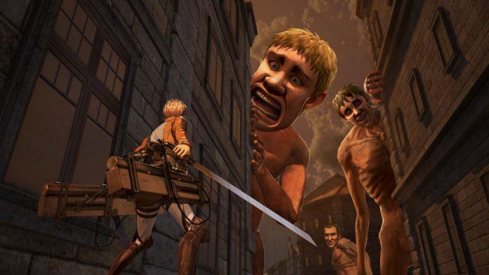 Attack on Titan 2: pancadaria e matança de gigantes em novo trailer do game!