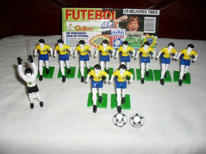 RetroArkade - Futebol Gulliver, um autêntico representante do esporte bretão!