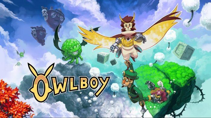 Owlboy chegará aos consoles em fevereiro de 2018!