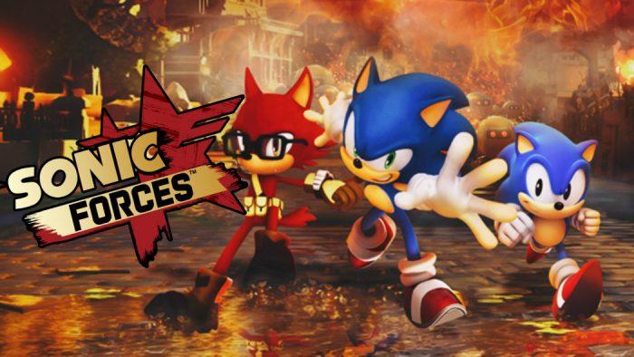 Análise Arkade: a união faz a força no genérico Sonic Forces