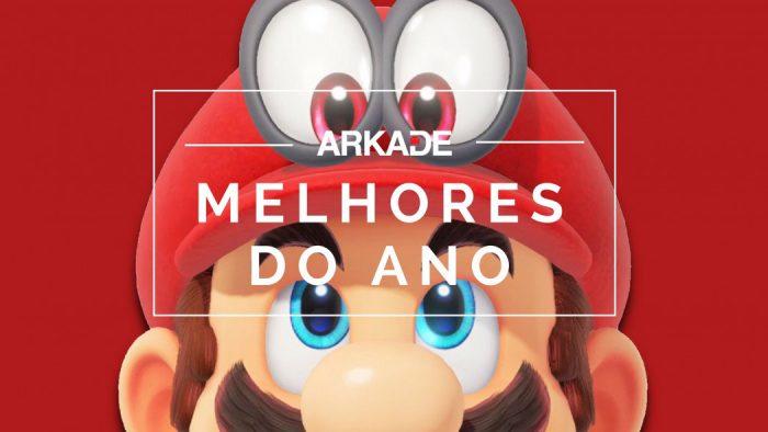 Melhores Jogos do Ano Arkade 2017: Super Mario Odyssey