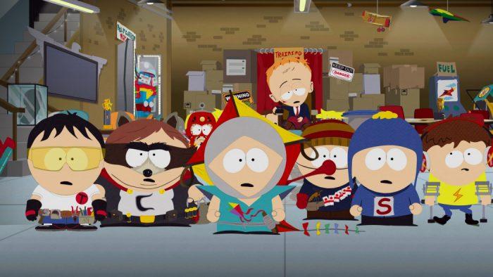 Melhores Jogos do Ano Arkade 2017: South Park A Fenda que Abunda Força