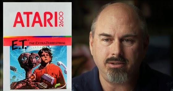 Criador do polêmico E.T. para o Atari 2600 estará na Brasil Game Show 2018