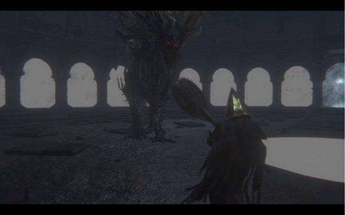Dois anos após seu lançamento, jogadores descobrem um chefão excluído dentro de Bloodborne