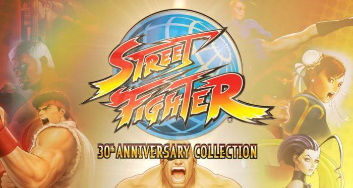 Comemorando os 30 anos de Street Fighter, Capcom anuncia coletânea com 12 games da série!