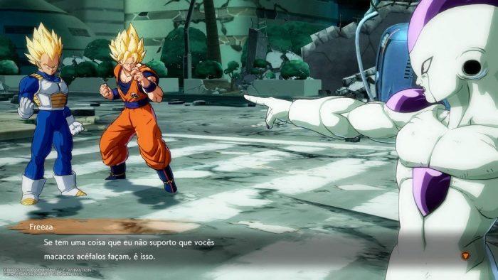 Análise Arkade: Dragon Ball FighterZ e suas incríveis batalhas com cara de anime