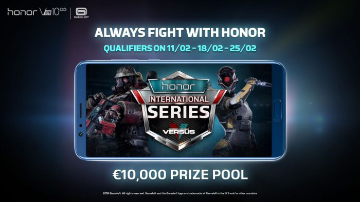 Gameloft, Honor e ESL promovem juntas torneio de eSport com Modern Combat Versus