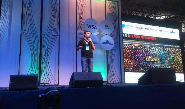 Campus Party 2018 - Riot Games comenta o crescimento e o cenário atual do eSport brasileiro