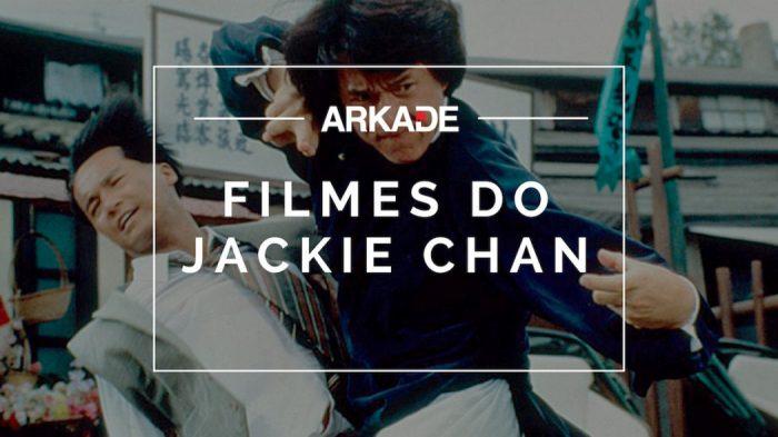 Top 10 Arkade - Melhores filmes do Jackie Chan