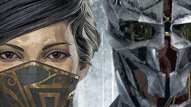 Graphic novel de Dishonored 2 será lançada ainda esse mês e está em pré-venda