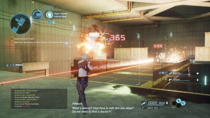 Análise Arkade: excelente looping de gameplay é a força de Sword Art Online: Fatal Bullet