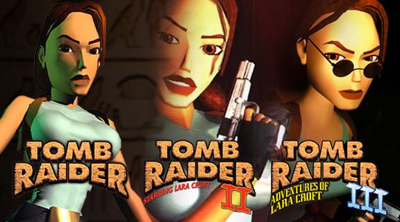 Remasterizações dos 3 primeiros Tomb Raiders foram cancelados, por não terem autorização