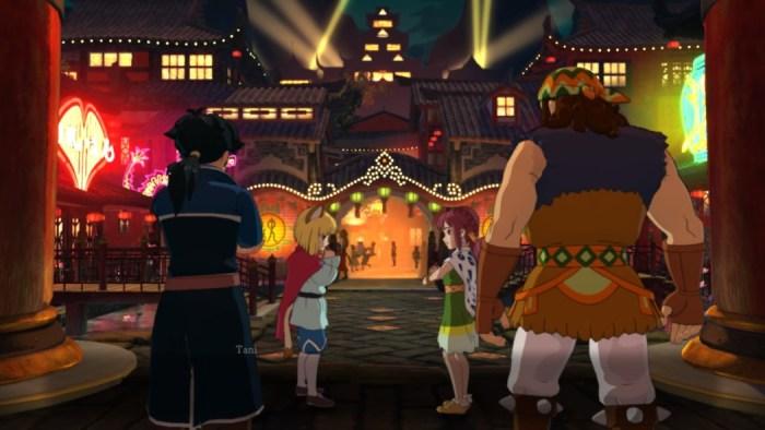 Análise Arkade: revisitando um amado mundo mágico em Ni No Kuni II: Revenant Kingdom