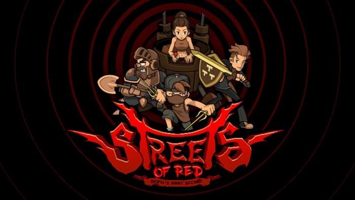 Análise Arkade: Streets of Red é pancadaria retrô cheia de humor e referências