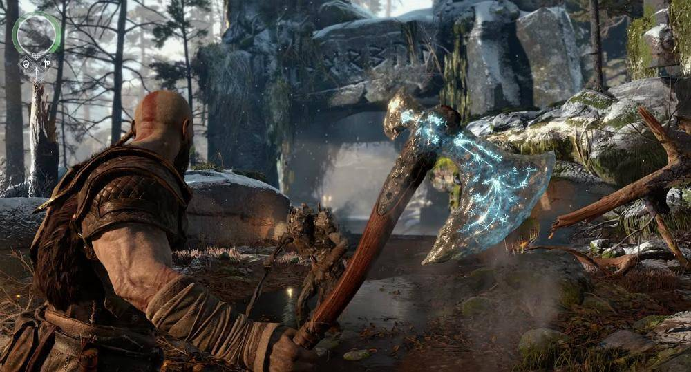 God of War ganha novo vídeo com 5 minutos de gameplay