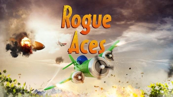 Análise Arkade: Rogue Aces traz intensas batalhas aéreas procedurais