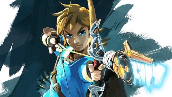 The Legend of Zelda: Breath of the Wild quebra mais um recorde!