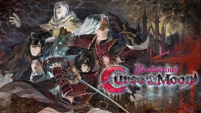 Bloodstained: Curse of the Moon, game 8-Bit de Koji Igarashi será lançado ainda esse mês