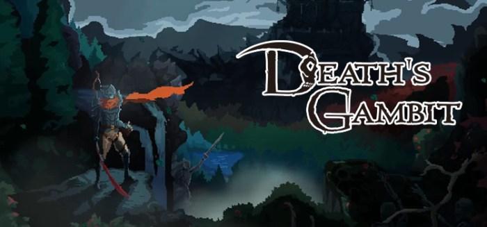 Death's Gambit finalmente ganha data de lançamento em um novo trailer