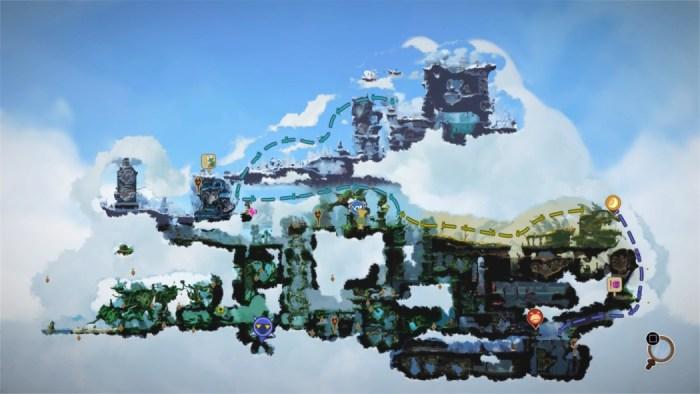 Análise Arkade: Yoku's Island Express é uma deliciosa mistura de MetroidVania com pinball