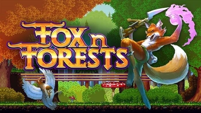 Análise Arkade: controlando as estações com muita nostalgia em Fox n Forests