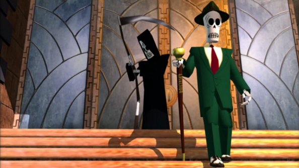 E3 2018: Double Fine confirma Grim Fandango Remastered e Broken Age para o Switch