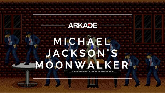 RetroArkade - Michael Jackson's Moonwalker