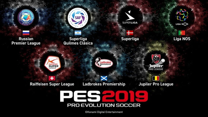 E3 2018 - PES 2019 mostra suas armas, depois de perder a Champions League