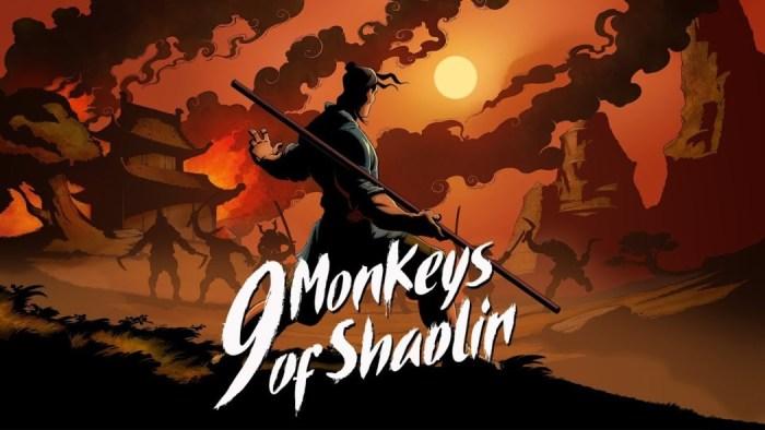9 Monkeys of Shaolin ganha novo trailer cheio de pancadaria e kung fu