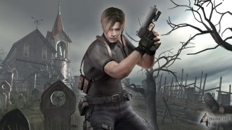 Cemitérios nos Videogames - Resident Evil 4