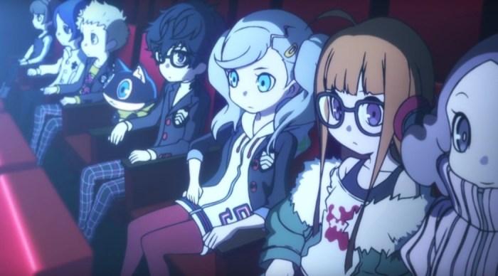 Novo trailer revela mais detalhes de Persona Q2: New Cinema Labyrinth