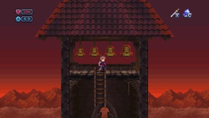Análise Arkade: Chasm, um MetroidVania bonito, divertido... e difícil