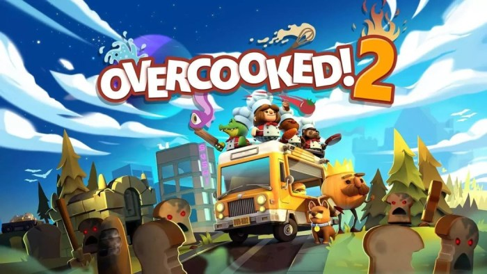 Lançamentos da semana: Overcooked 2, Monster Hunter World no PC, e mais