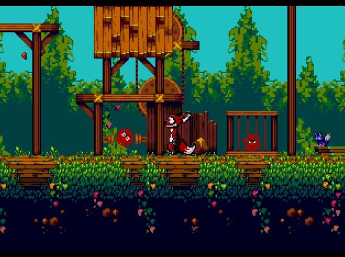 Conheça Tanglewood, um novo puzzle platformer que foi lançado para o Mega Drive!