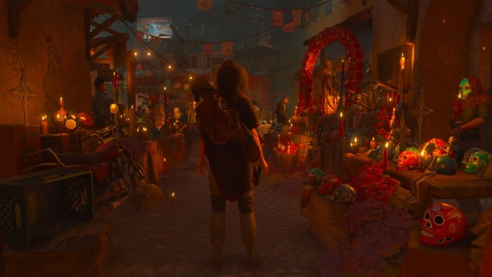 Análise Arkade: evitando o apocalipse em Shadow of the Tomb Raider