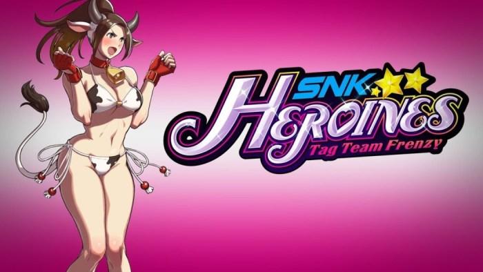 Análise Arkade: SNK Heroines Tag Team Frenzy traz gameplay raso e muito fan service