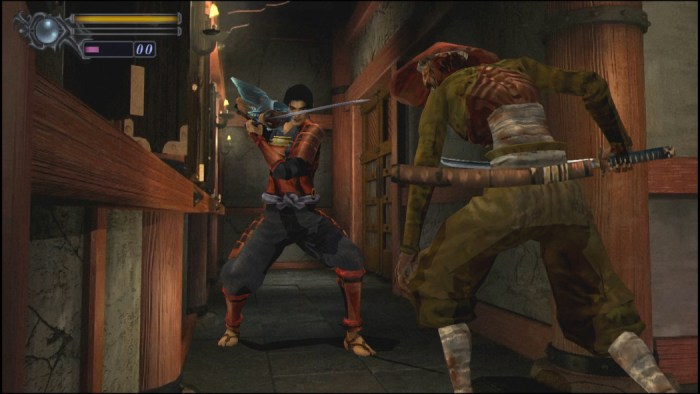 Capcom mostra um pouco do gameplay de Onimusha: Warlords Remastered