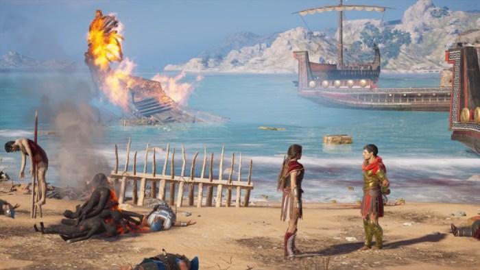 Análise Arkade: Assassin's Creed Odyssey é grandioso, épico e ambicioso