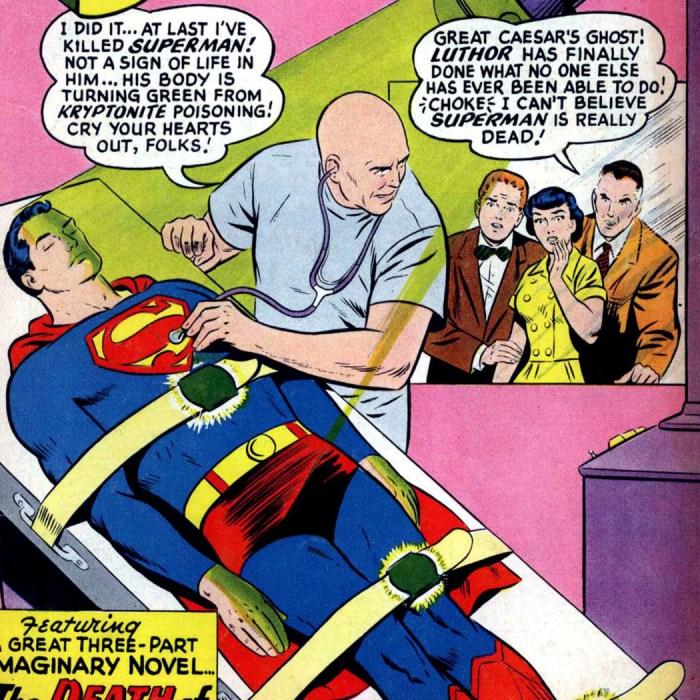 RetroArkade: A Morte e o Retorno do Superman é um bom momento do herói nos games