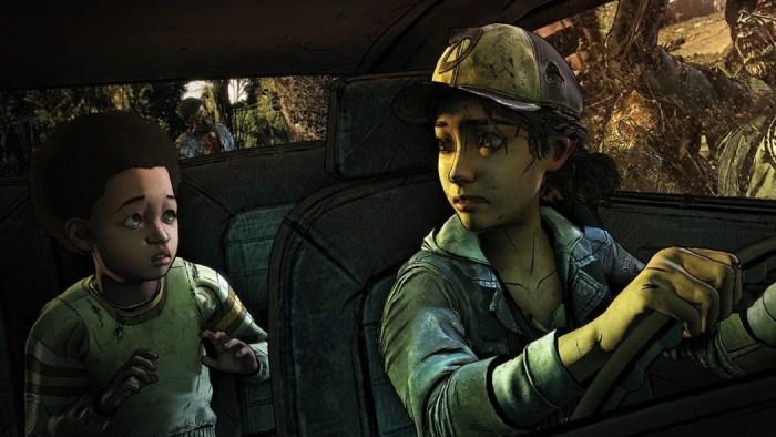 A temporada final de The Walking Dead da Telltale será finalizada por Robert Kirkman