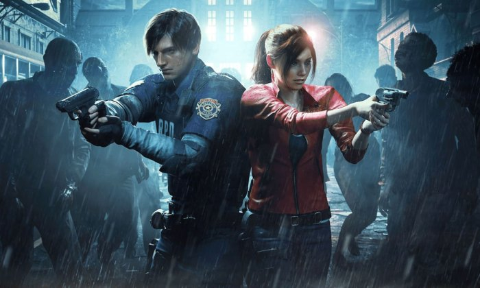 A Capcom comemora ótimas vendas com Resident Evil 2 e Devil May Cry 5
